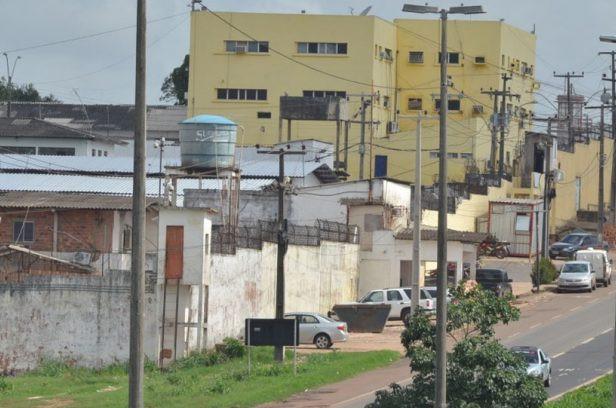 Complexo Penitenciário de Pedrinhas - Maranhão. (Foto: Reprodução)