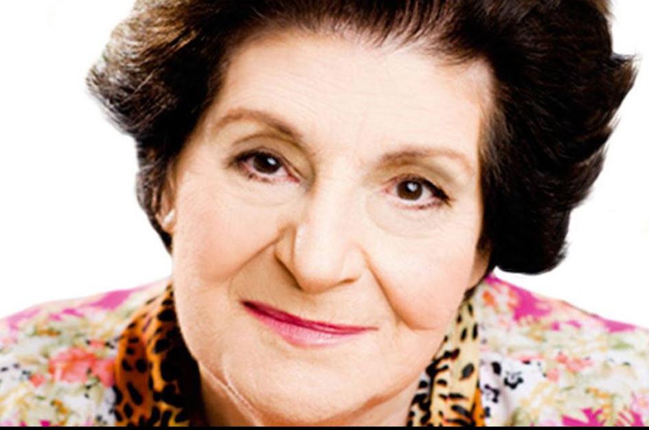 Zibia Gasparetto tinha 92 anos. (Foto: Reprodução)