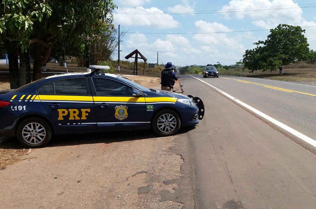Durante a operação está sendo realizado reforço concentrado no policiamento. (Foto: Reprodução)