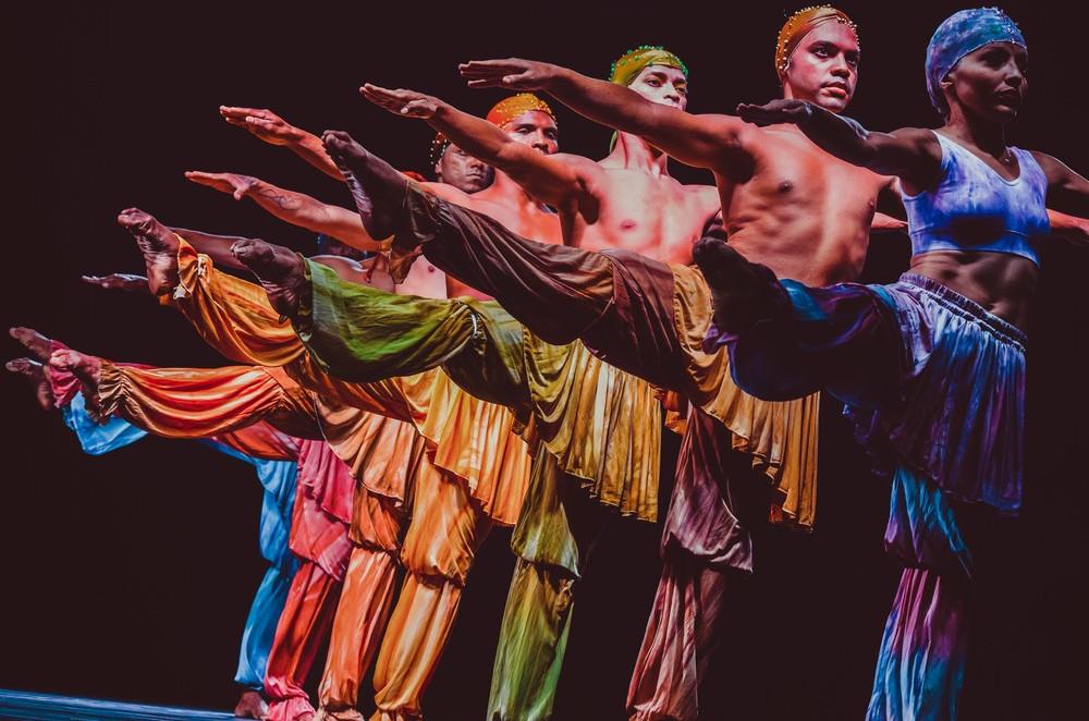 II Semana Maranhense de Dança é realizada em São Luís (Foto: Clarissa Anfevi)