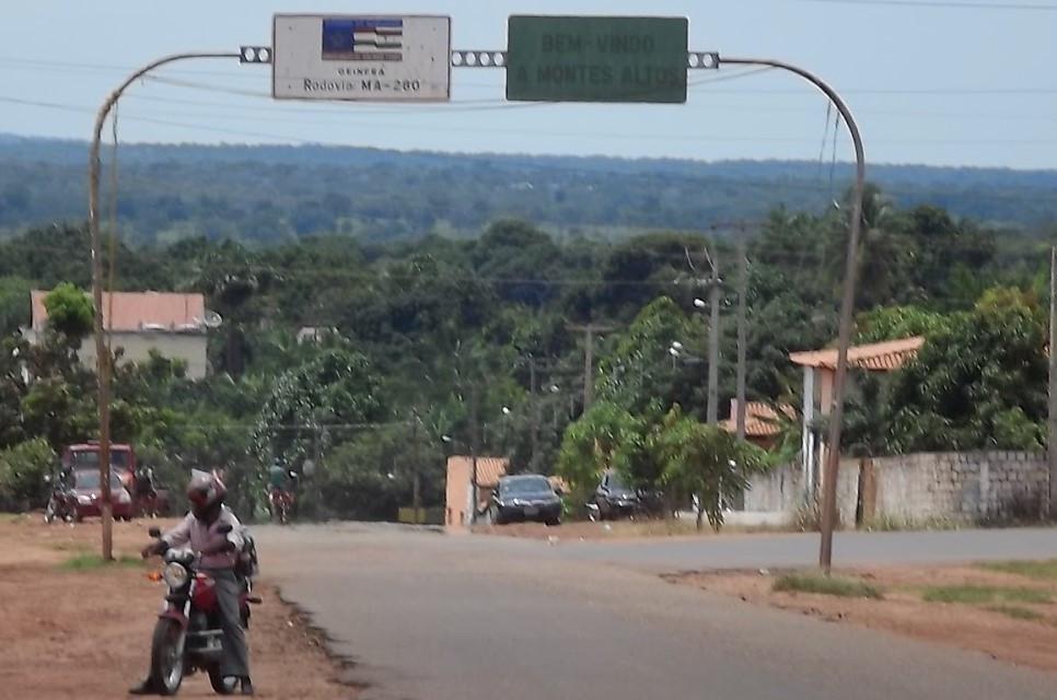 O município distante cerca de 65 km de Imperatriz foi o local escolhido pelo TRE-MA. (Foto: (Foto: Reprodução))