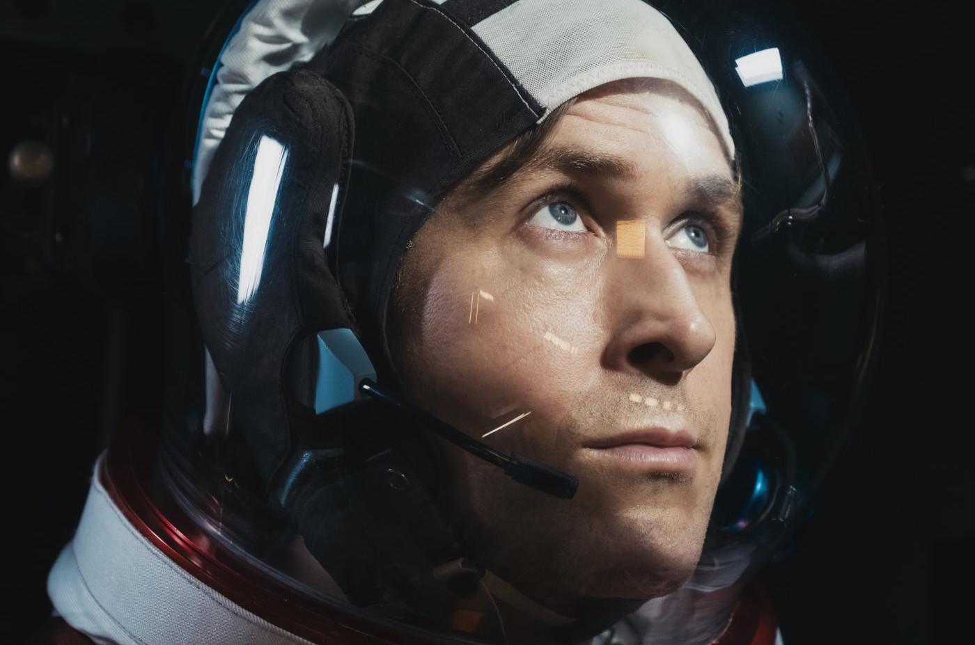 Neil Armstrong é interpretado por Ryan Gosling. (Foto: Divulgação)