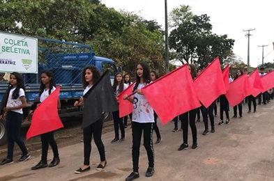 Semana da Pátria vai reunir estudantes de 70 escolas de Imperatriz. (Foto: (Foto: Ascom/Semed))