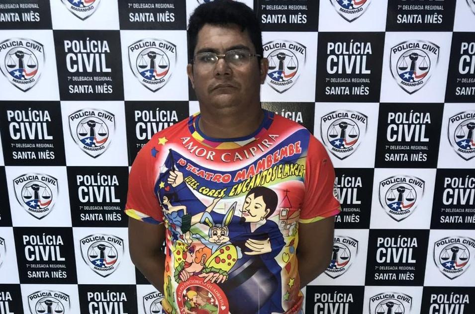 Laurismar Silva Celestino foi condenado a 15 anos de prisão. (Foto: Policia Civil)