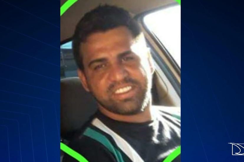 Danilo Cutrim Lima, de 28 anos, é apontado como o autor dos disparos que matou dois meninos em Santa Inês. (Foto: Reprodução)
