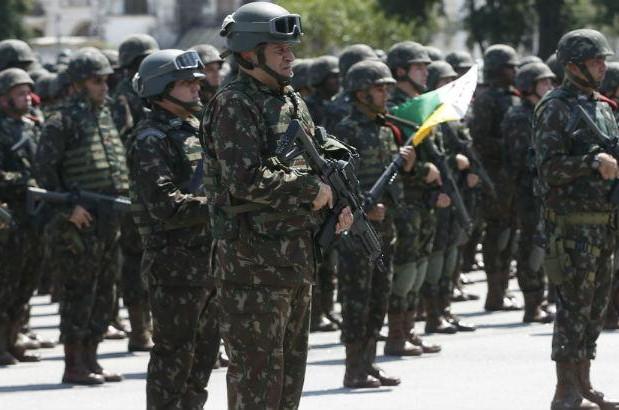 No primeiro turno, as tropas foram enviadas para 513 localidades. (Foto: Tomaz Silva/Agência Brasil)