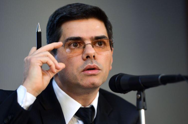 O secretário adjunto do Tesouro Nacional, Otávio Ladeira de Medeiros. (Foto: Arquivo/Agência Brasil)