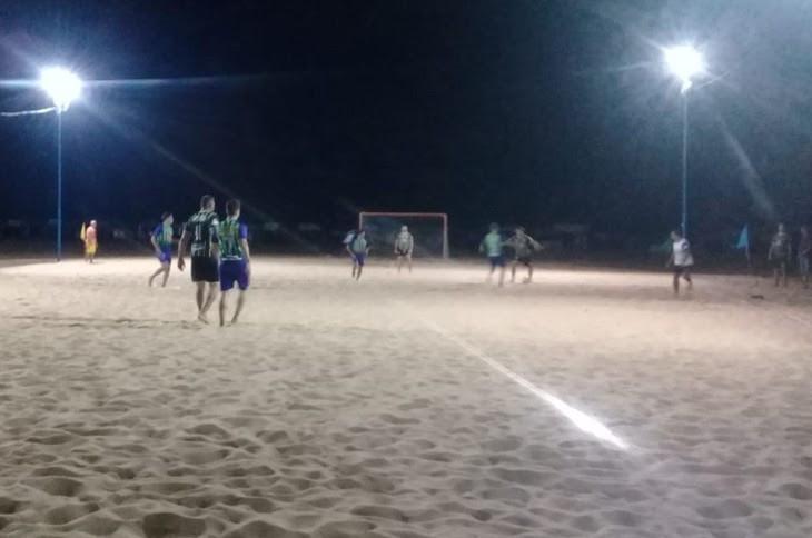 Decisão do Beach Soccer está definido para o dia 13 de setembro. (Foto: Divulgação)
