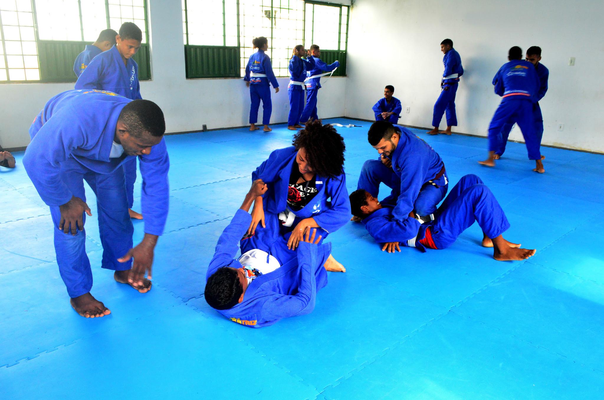 Competição tem participação das categorias infantil e infanto. (Foto: Patrícia Araújo)