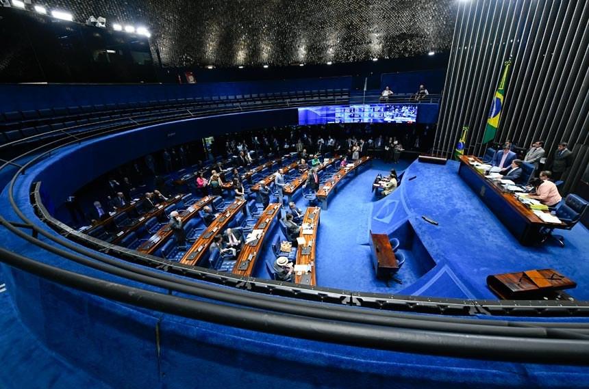 (Foto: Marcos Oliveira/Agência Senado)