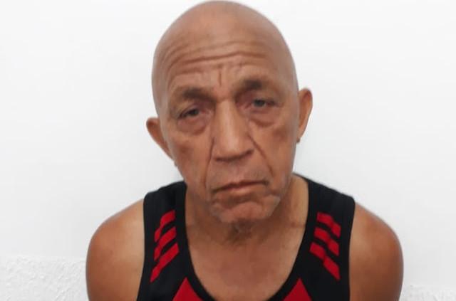 Raimundo Nonato Gomes tem 67 anos, (Foto: Antonio Pinheiro)
