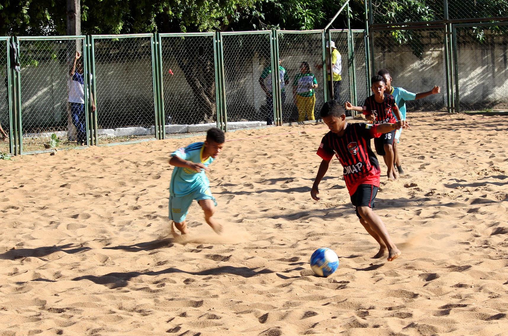 Campeonato Escolar Maranhense acontece de 20 a 26 de setembro, em São Luís. (Foto: Patricia Araújo)