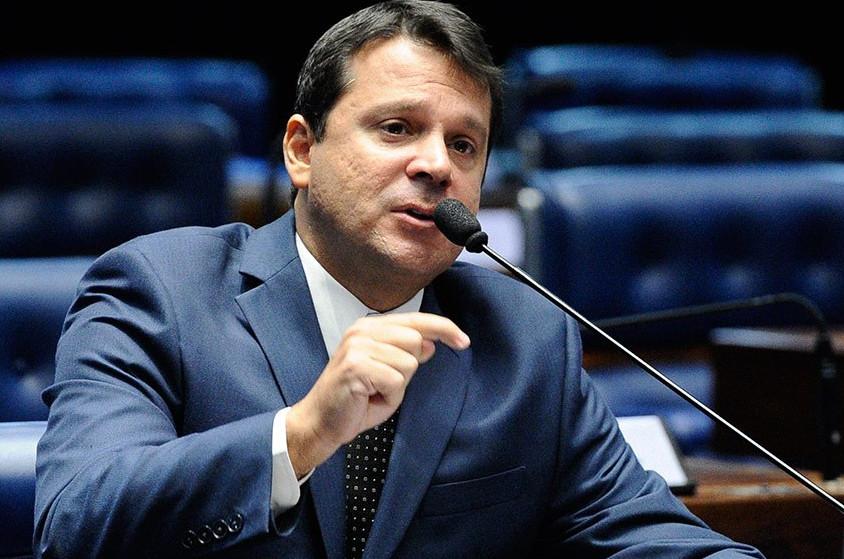 O projeto é de autoria do senador Reguffe, do Distrito Federal. (Foto: (Foto: Marcos Oliveira/Agência Senado))
