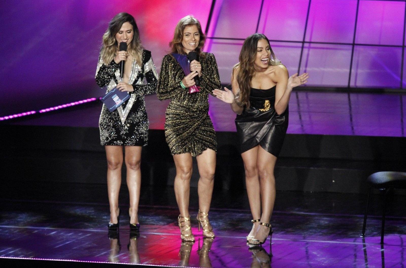Anitta levou dois prêmios: música chiclete e melhor clipe. (Foto: Divulgação)