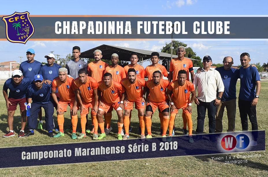 Apesar das dificuldades, Chapadinha vence na estreia da Série B do maranhense. (Foto: Blog do William Fernandes)