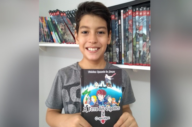 Este é o segundo livro de Vinicius Rossato. (Foto: Divulgação)