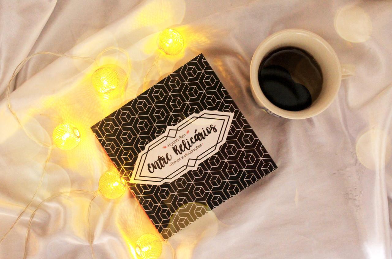 O lançamento ocorre dia 08 de outubro no Café Literário (Foto: Hyana Reis)