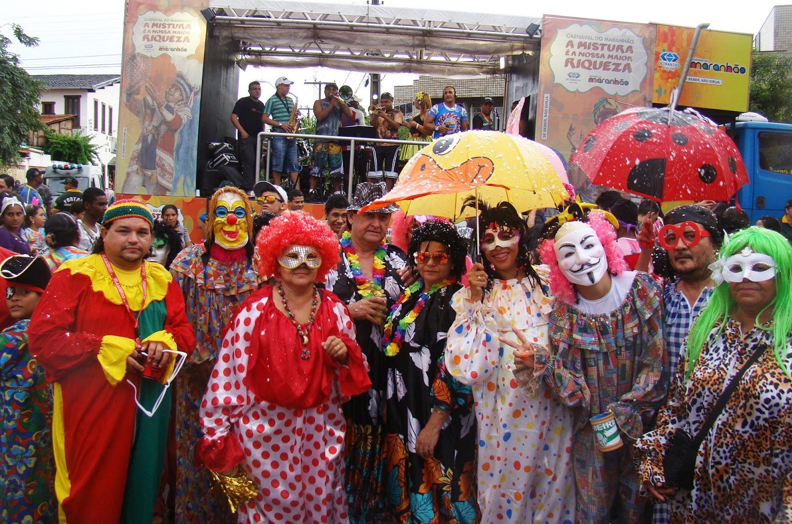 Em Imperatriz os foliões já contam com diversas atrações para entrar no clima momesco (Foto: Reprodução)