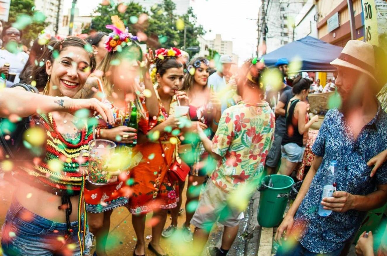 A maior festa brasileira ocorre de 02 a 05 de março (Foto: Reprodução)