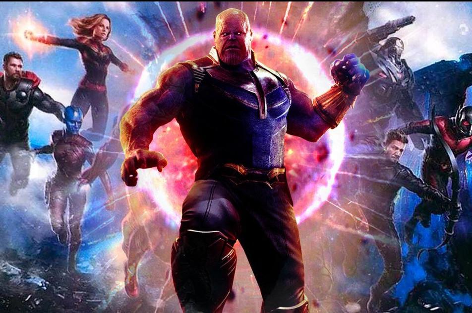 Os heróis prometem dominar as bilheterias de 2019 (Foto: Reprodução)
