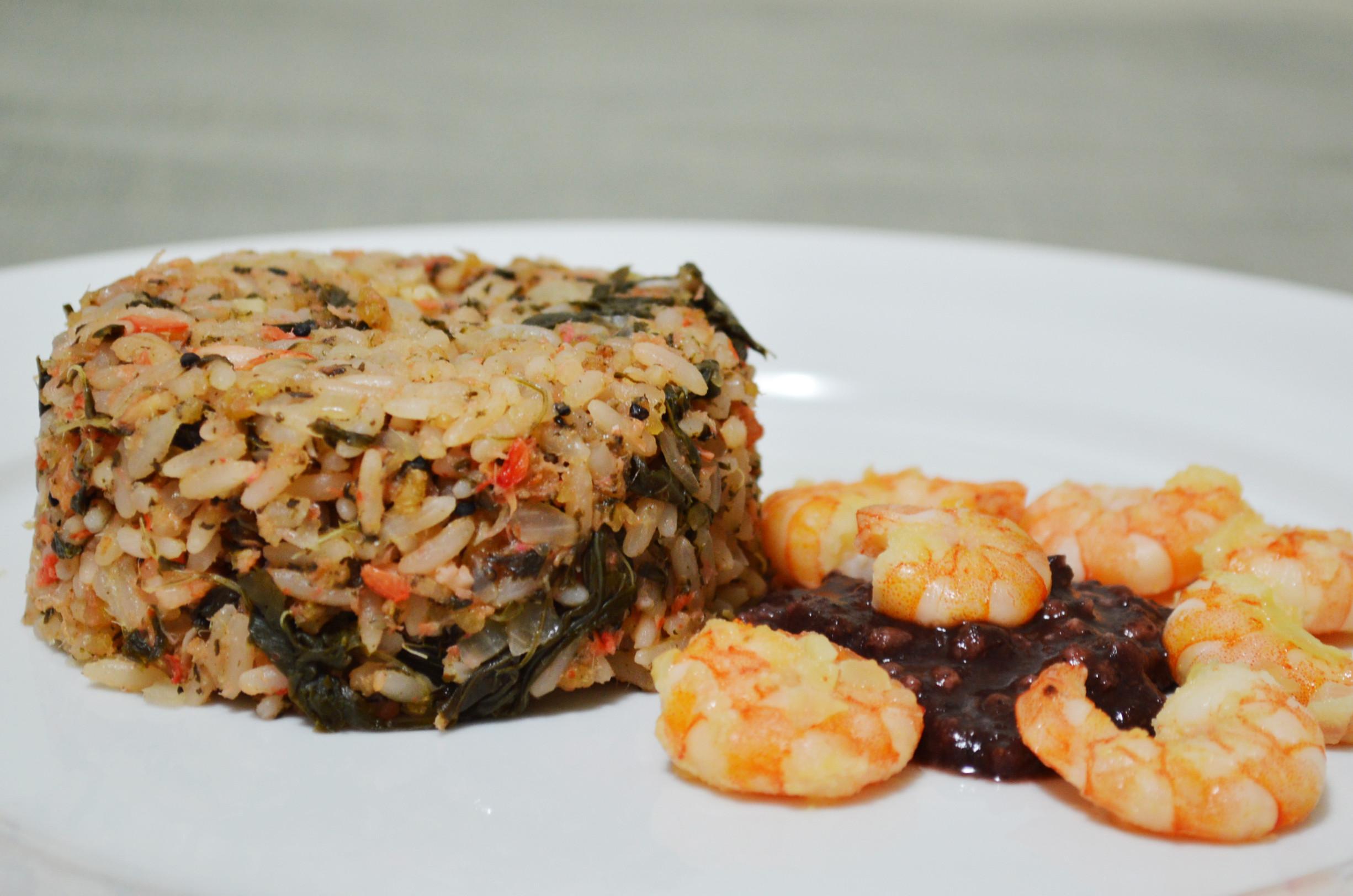Juçara, camarão e cuxá estão entre os ingredientes de pratos clássicos maranhenses (Foto: Reprodução)