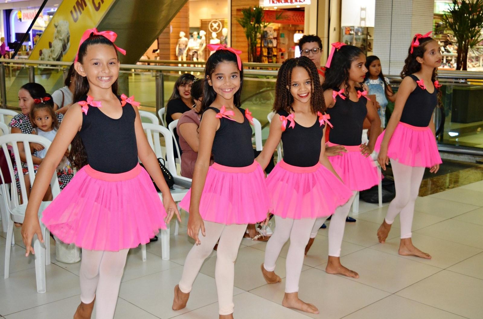 A mostra leva coreografias de diferentes estilos. (Foto: Divulgação)