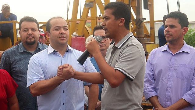 Marco Aurélio e Rildo Amaral