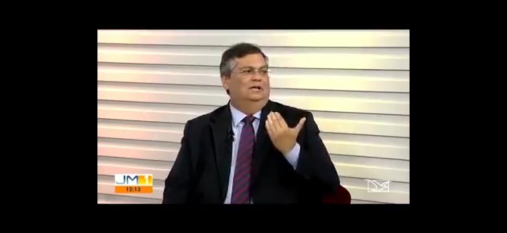 Governador em entrevista na Mirante