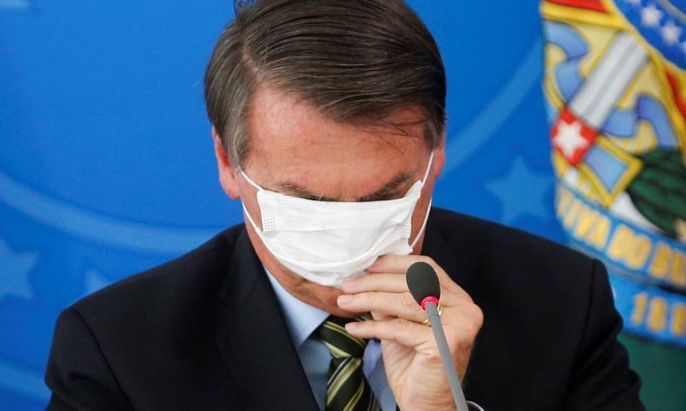 Jair Bolsonaro em queda livre: 11 pontos em uma semana,