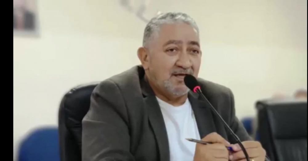 O presidente da Câmara Municipal de Imperatriz Jose Carlos Soares
