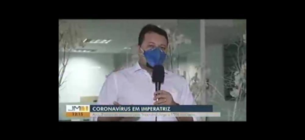 Clayton Noleto avaliou as medidas restritivas e ações do governo estadual no combate a pandemia