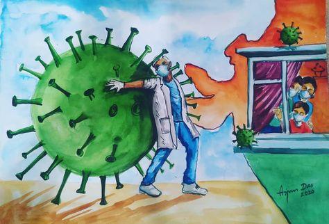 Só juntos enfrentaremos e venceremos essa pandemia.