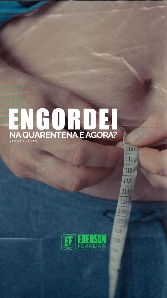 PANDEMIA/ENGORDAR