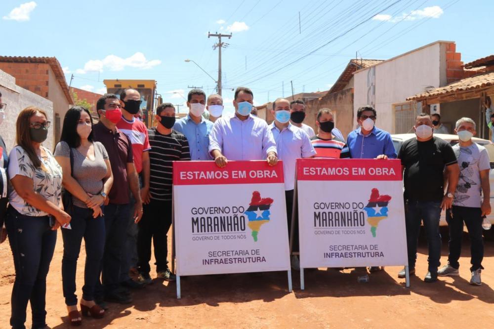 Linha de transporte coletivo voltará a circular na Avenida Mutirão, em Imperatriz, após 'Mais Asfalto'