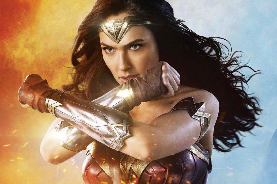 Mulher-Maravilha é uma das grandes protagonistas femininas atuais no cinema. (Foto: Reprodução)